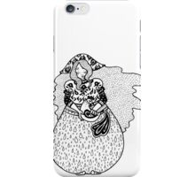 Fertility Goddess iPhone Case/Skin