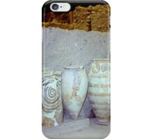Ancient Minoan Art iPhone Case/Skin