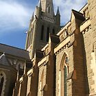 Bendigo Cathedral by Karly Morris
