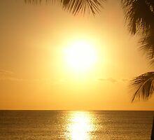 Sunset Beach by abq26