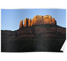 Cathedral Rock, Sedona Arizona Poster