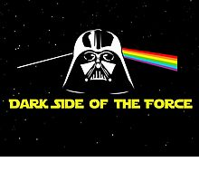 The Dark Side of the Force by thedailygeek