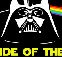 The Dark Side of the Force Sticker