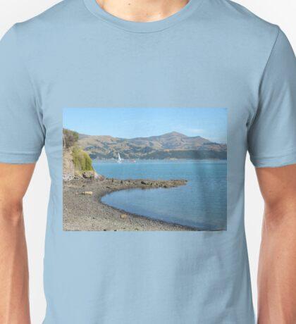 Beautiful Akaroa Unisex T-Shirt