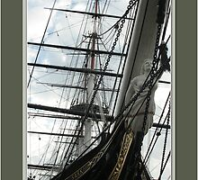 cutty sark by johnhausfeld