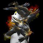 Crows by ArthurTribuzi