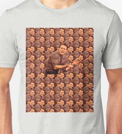 Chris Evans everywhere Unisex T-Shirt