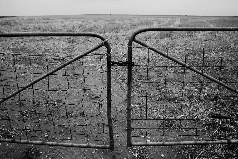 The Gate by philcoop