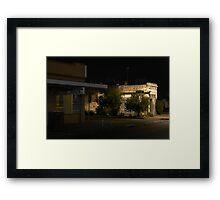 East Brunswick Auto1 Framed Print