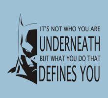Batman Defined T-Shirt