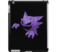 Pokemon: Textured - Haunter iPad Case/Skin