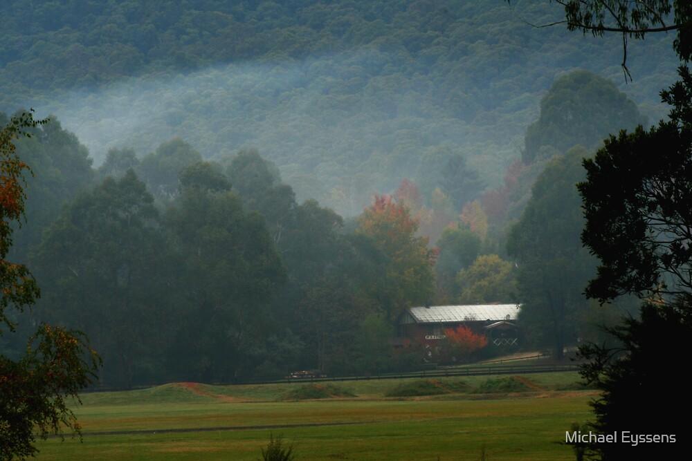 Mountain Mist by Michael Eyssens