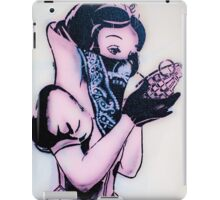 Not so innocent!! iPad Case/Skin