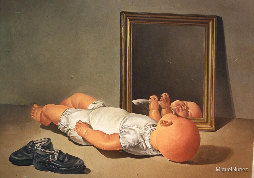BABYDOLL IN THE MIRROR by MiguelNunez