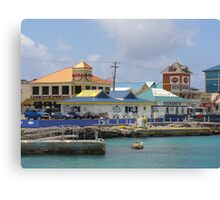 Grand Cayman Islands Canvas Print
