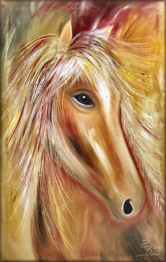 Eloquent Equine by Peggy Garr