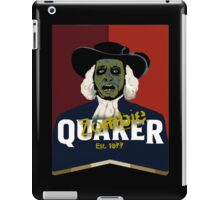 Zombie Oats iPad Case/Skin