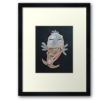 Funky Fish 2 Framed Print
