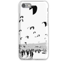 Kite Surfing Andalucia iPhone Case/Skin