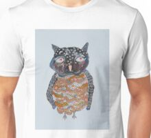 Quirky Owl 1 Unisex T-Shirt