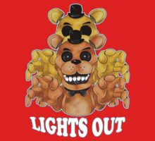 FIVE NIGHTS AT FREDDY'S-FREDDY-Lights Out Kids Clothes