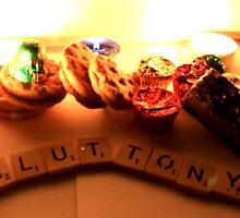 Gluttony  by notacyborg