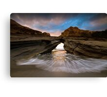 Omau Rush Canvas Print