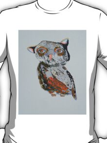 Quirky Owl 4 T-Shirt