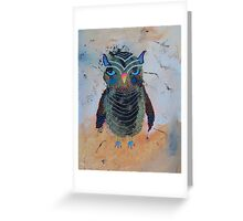 Baby Owl 1 Greeting Card
