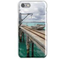 Fishermans' Patio iPhone Case/Skin