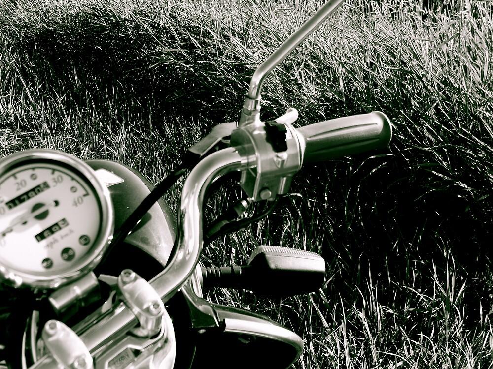 Moped  by dieri007