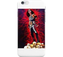 Space Wizard Nathan Beast iPhone Case/Skin