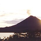 Mt. Arenal Costa Rica-2 by hubler