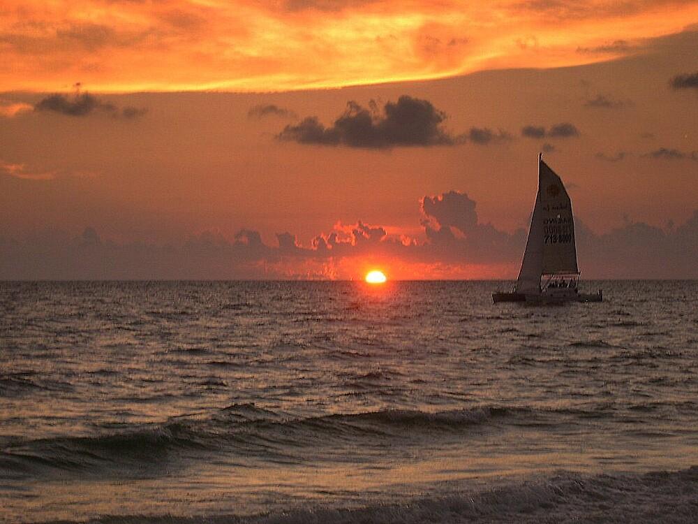 Sun Set Gulf Coast / Jack Boyd by JackBoyd