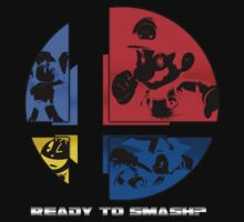 Ready to Smash? T-Shirt