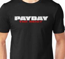 Payday: The Heist Unisex T-Shirt