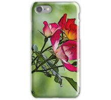 flower in spring iPhone Case/Skin