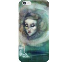 Let There Be Music - Madame Leota Haunted Mansion Art iPhone Case/Skin