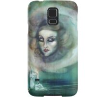 Let There Be Music - Madame Leota Haunted Mansion Art Samsung Galaxy Case/Skin