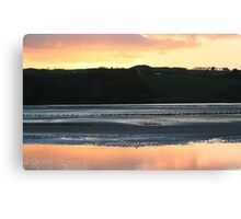 Irish waterscene Canvas Print
