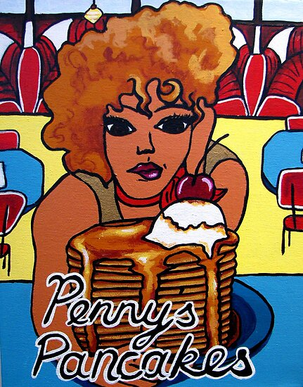 Penny's Pancakes by SweetScience