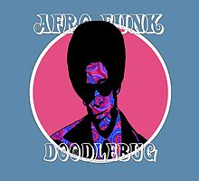 Sprirals in Afro Funk Doodlebug by The Peanut Line
