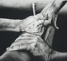 Crucifixtion by Jon Evans