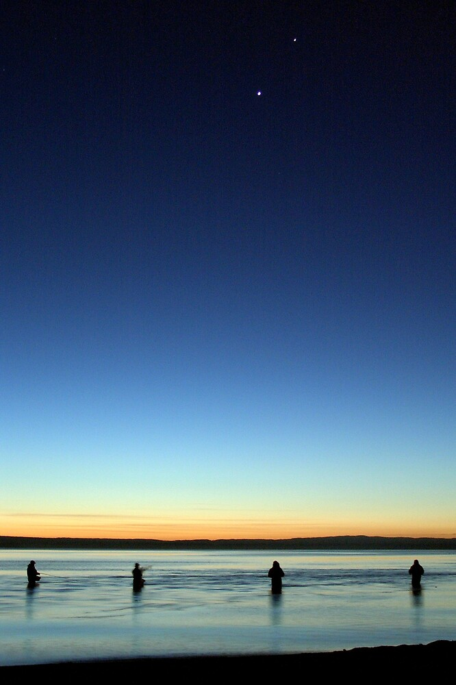An Evening in Taupo by Chris Putnam