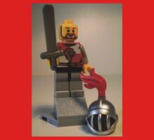 'Lion Knight Quarters' Minifig by Customize My Minifig