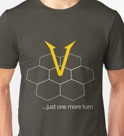 Just one more turn...(dark) Unisex T-Shirt