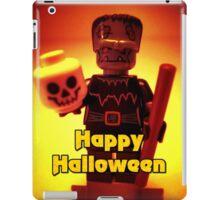 Happy Birthday Frankensteins Monster iPad Case/Skin