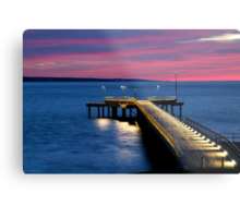 Lorne Pier, New Day, New Life Metal Print