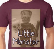 Little Monster Frankensteins Monster Custom Minifig Unisex T-Shirt