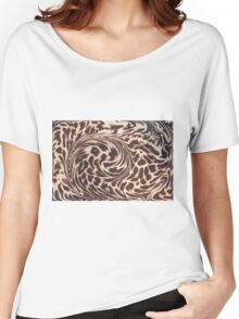 leopard fur Women's Relaxed Fit T-Shirt